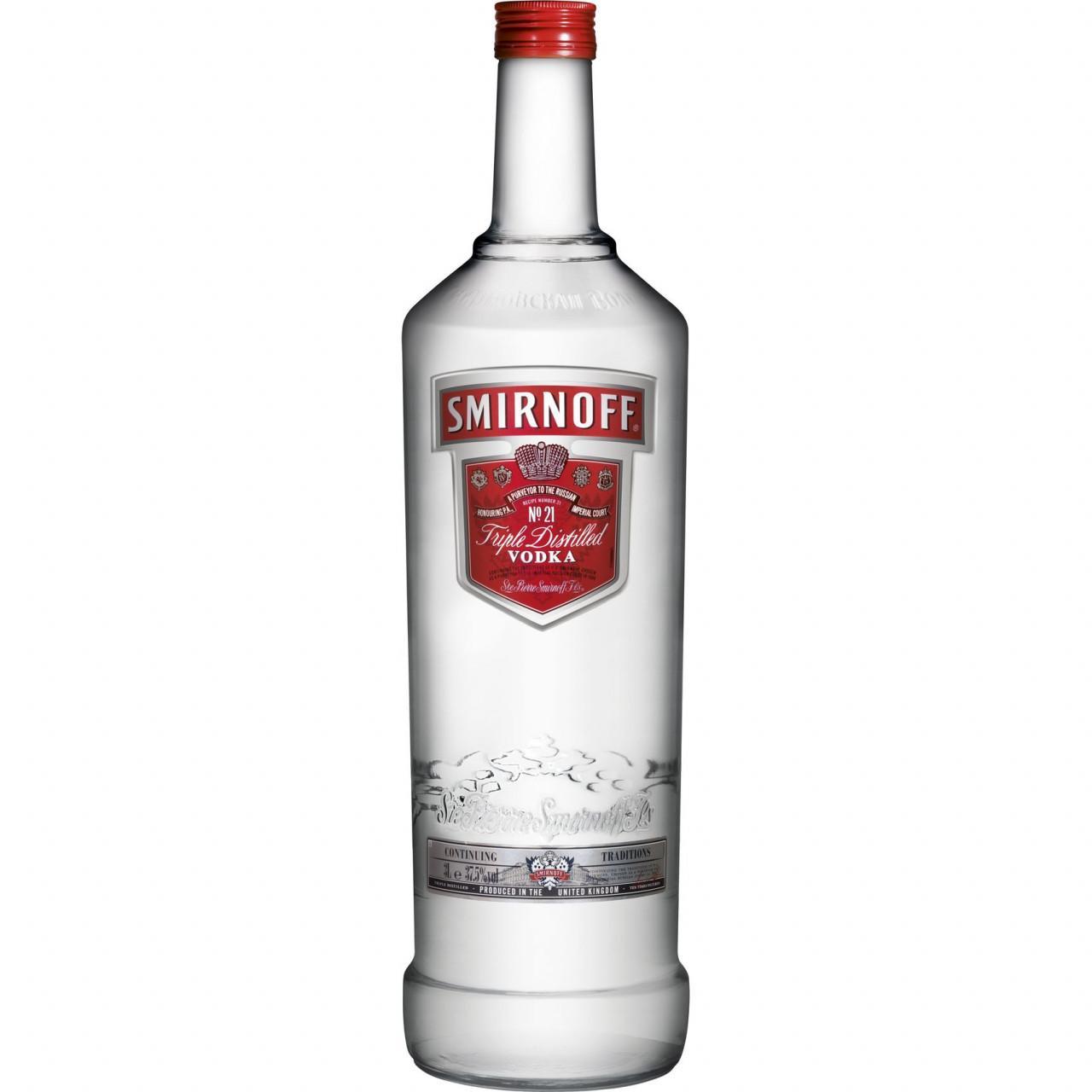 Smirnoff Wodka Red 37,5% 3l