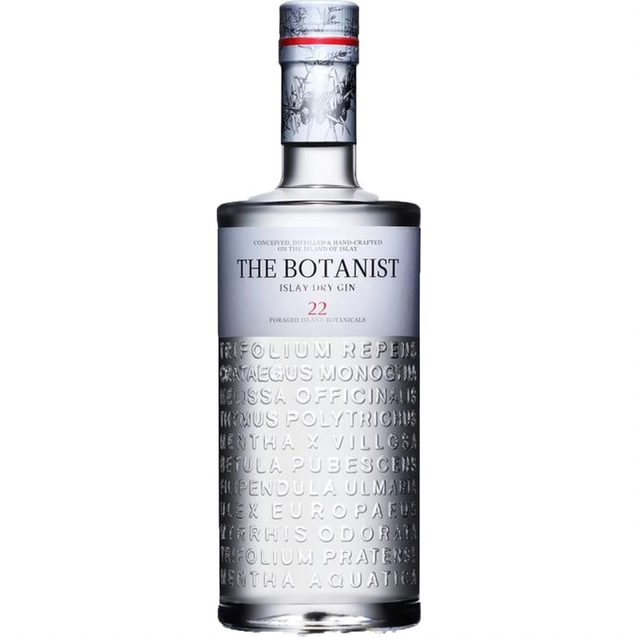 The Botanist Islay Dry Gin 46% 0,7l