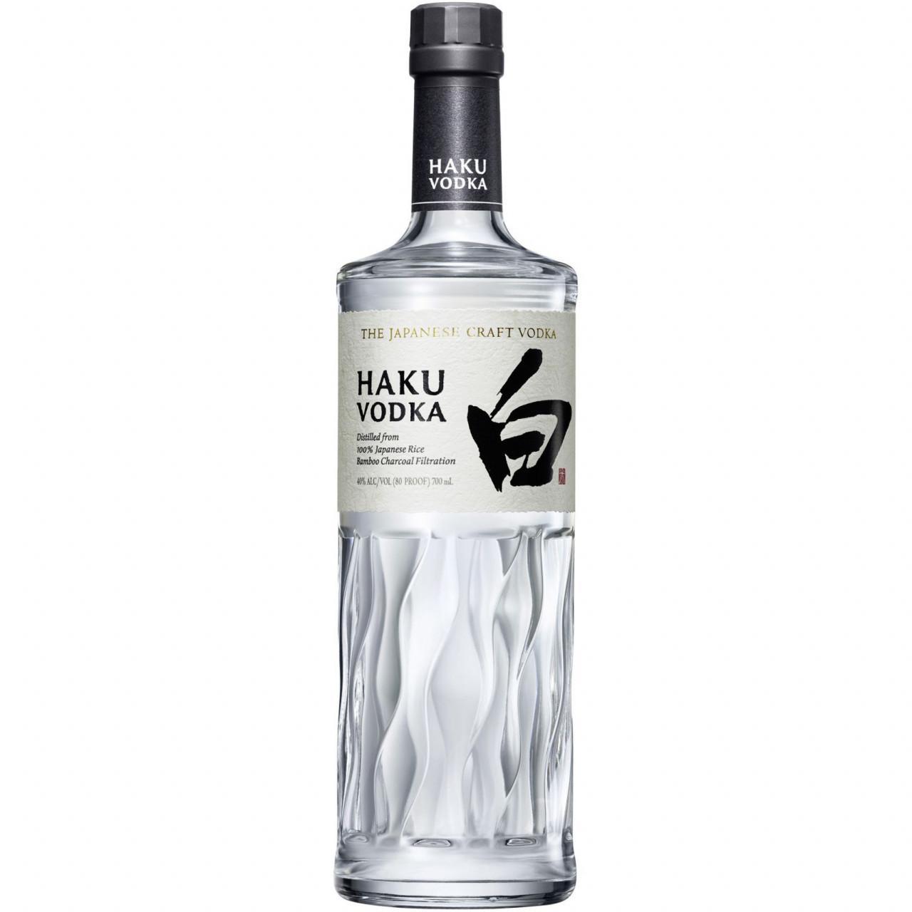 Haku Japanese Craft Vodka 40% 0,7l
