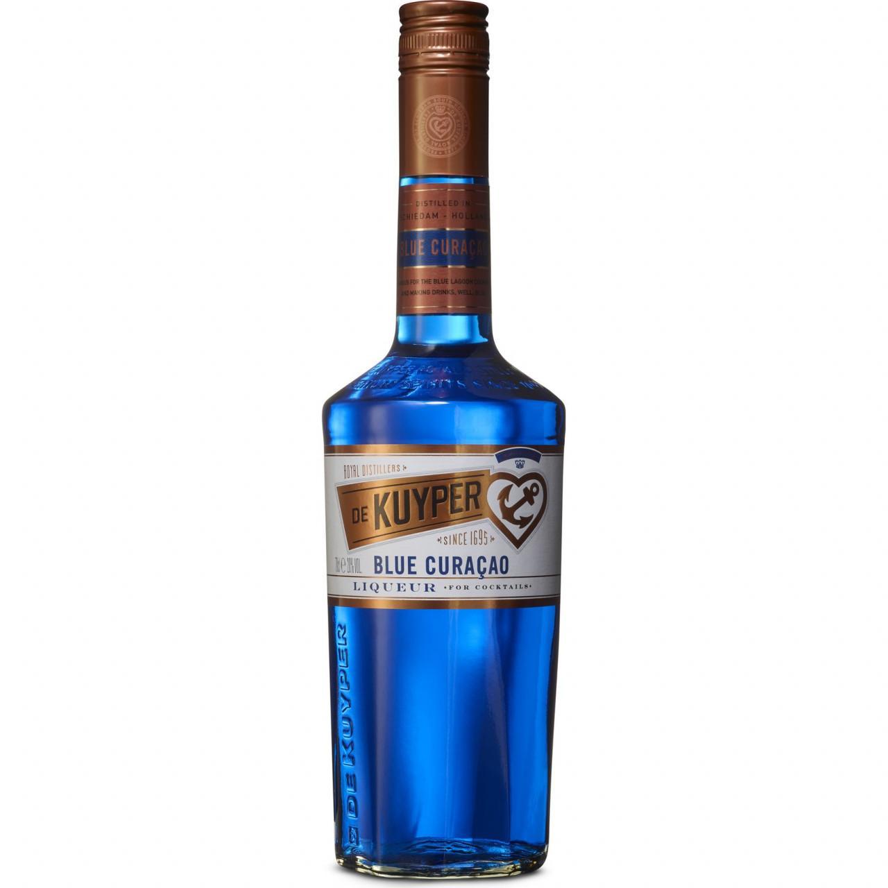 De Kuyper Blue Curacao 20% 0,7l