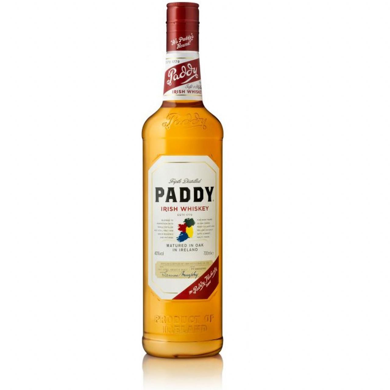 Paddy Irish Whiskey 40% 0,7l