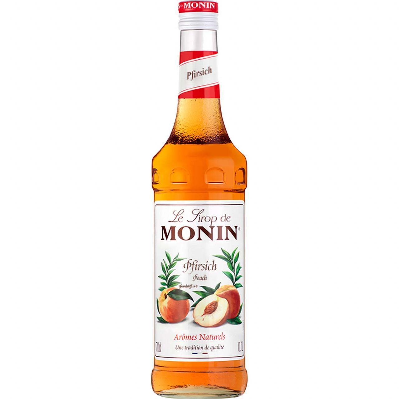 Monin Pfirsichsirup 1x 0,7l