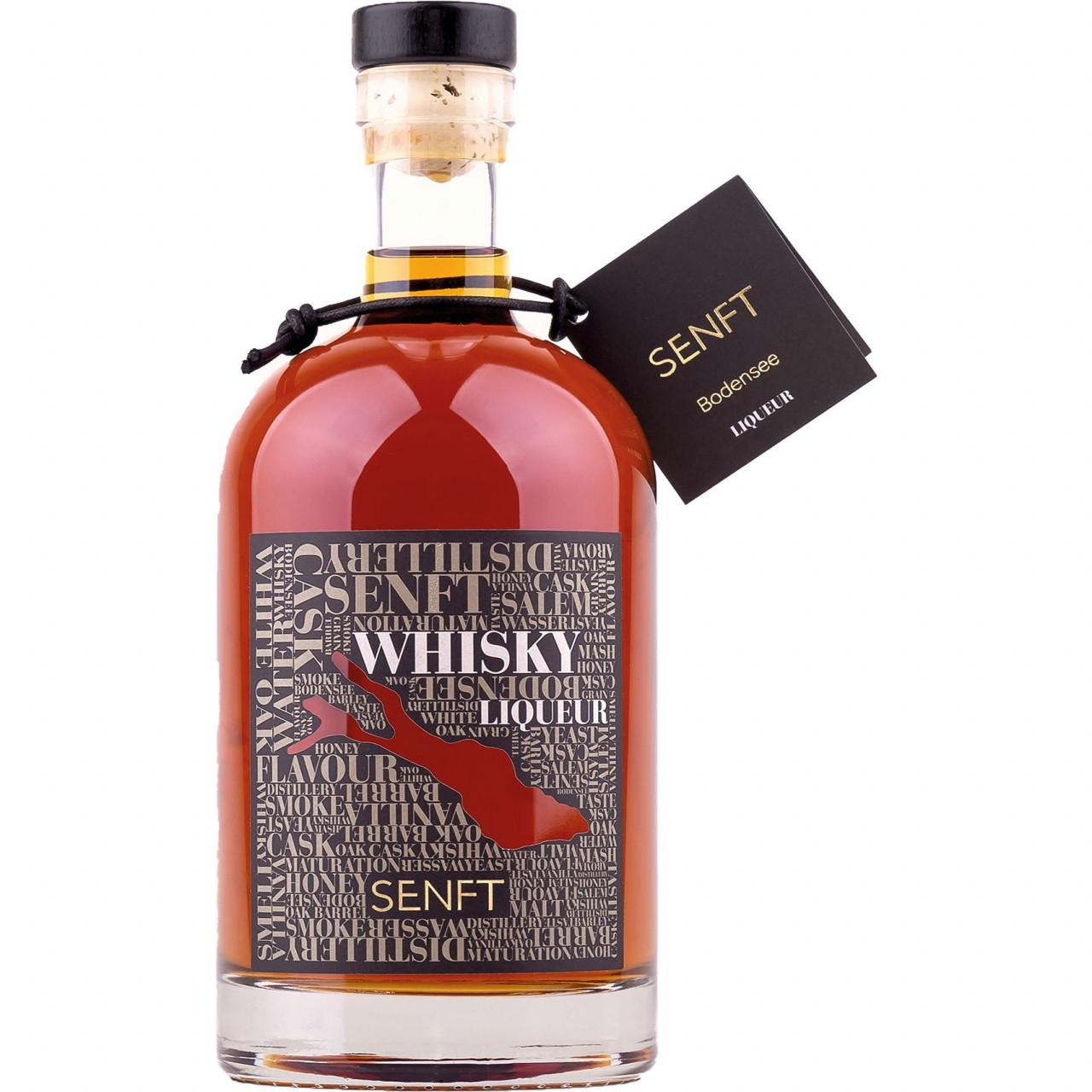 Senft Bodensee-Whisky Liquer 28% 0,7l