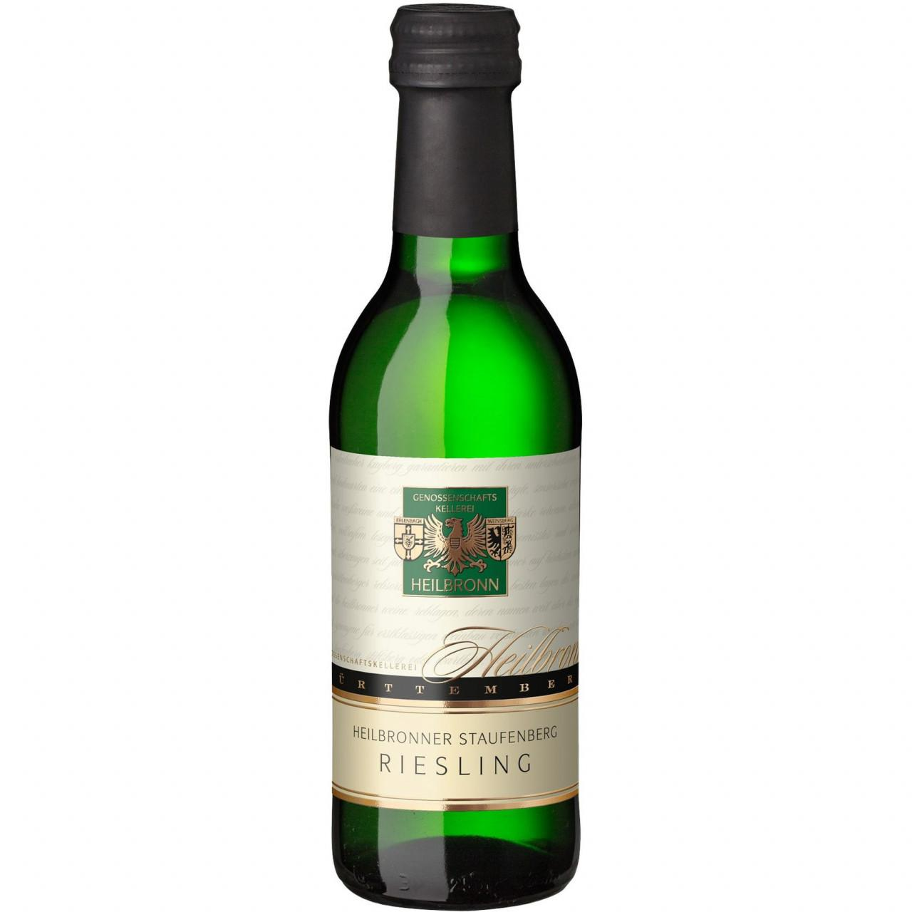 Heilbronner Staufenberg Riesling 2019 0,25l