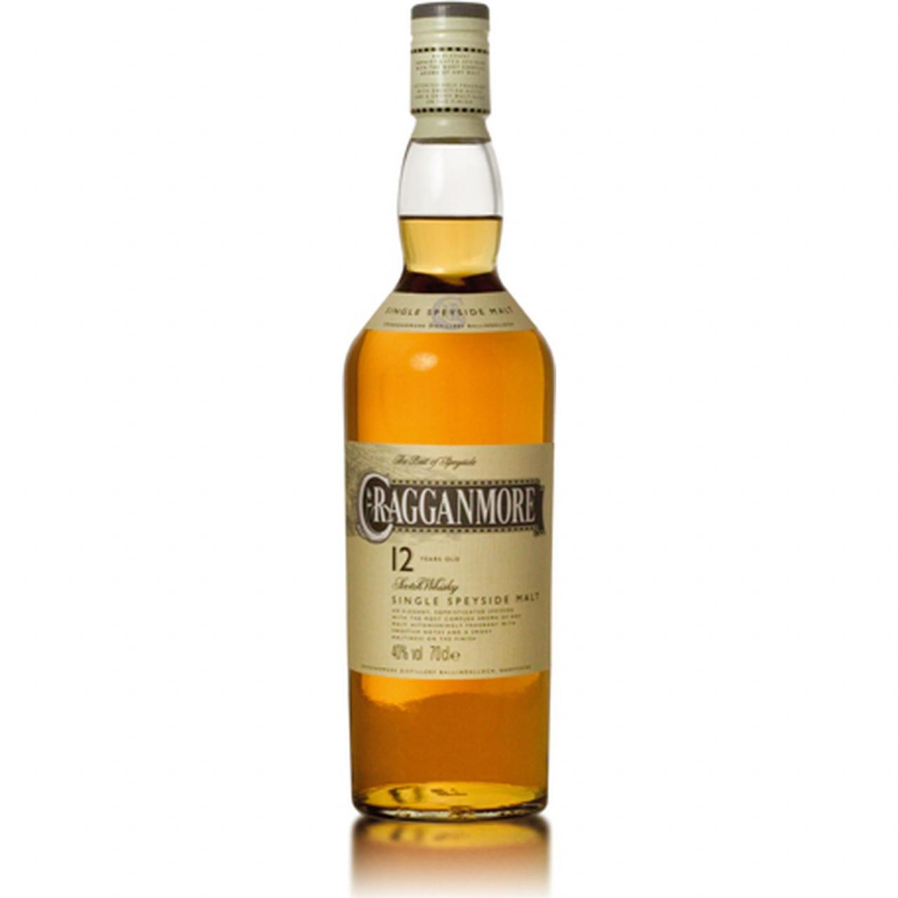 Cragganmore 12 Jahre 0,7l