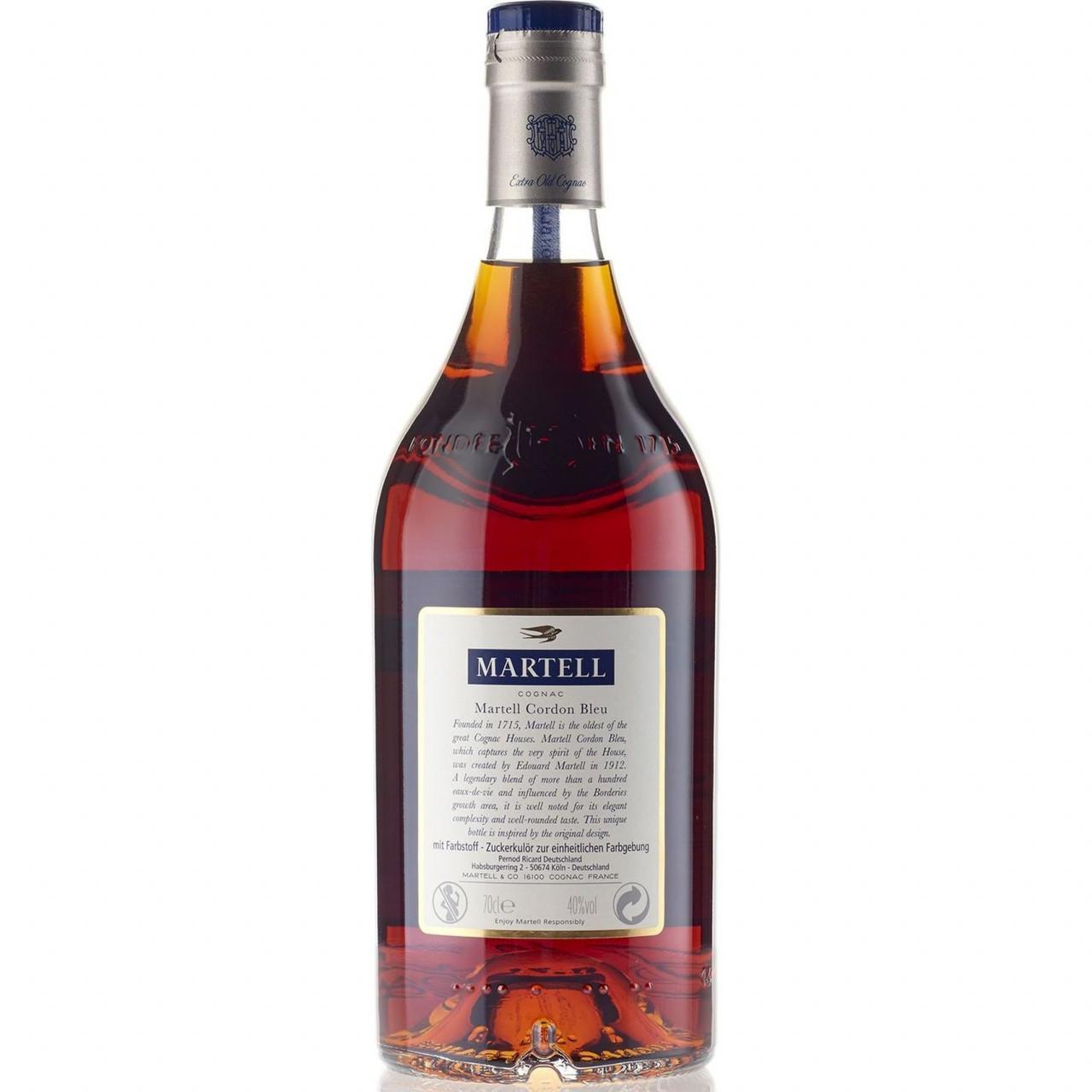 Martell Cordon Bleu 40% 0,7l