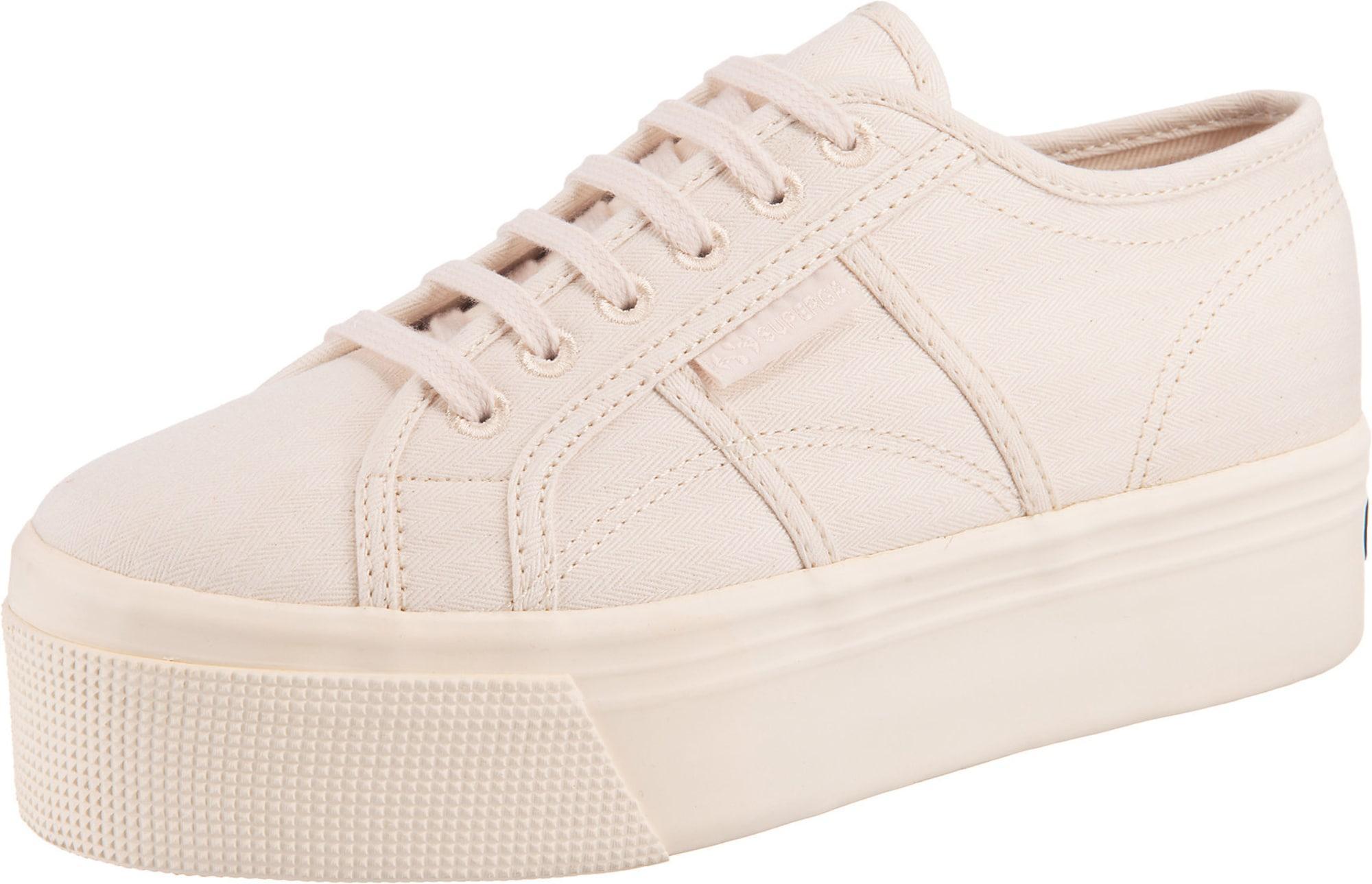 SUPERGA Sneaker creme