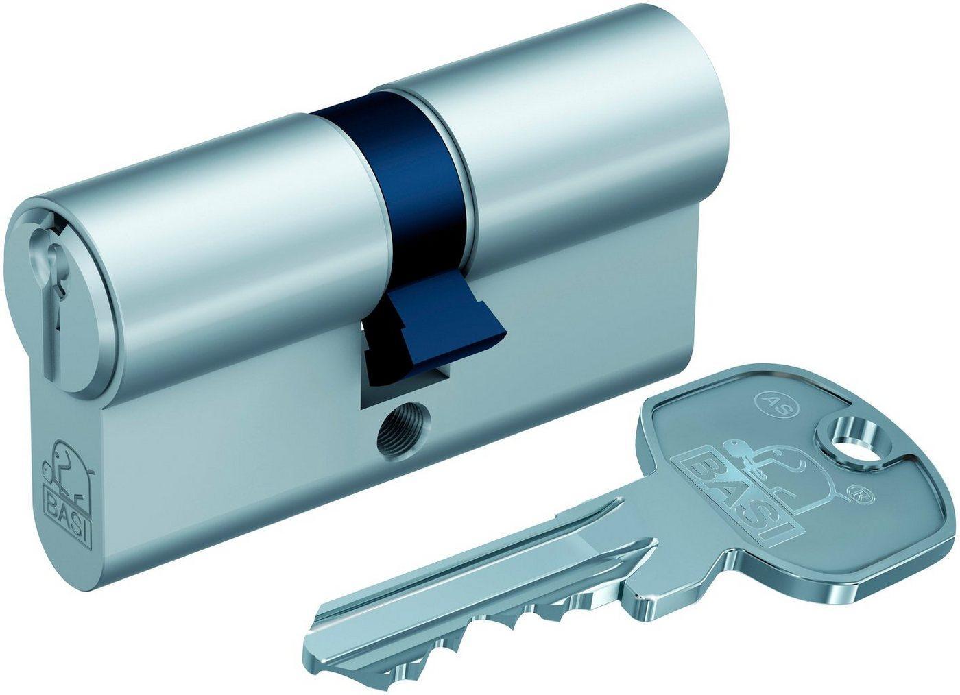 BASI Profilzylinder, 27/40 mm, AS Profil-Doppelzylinder