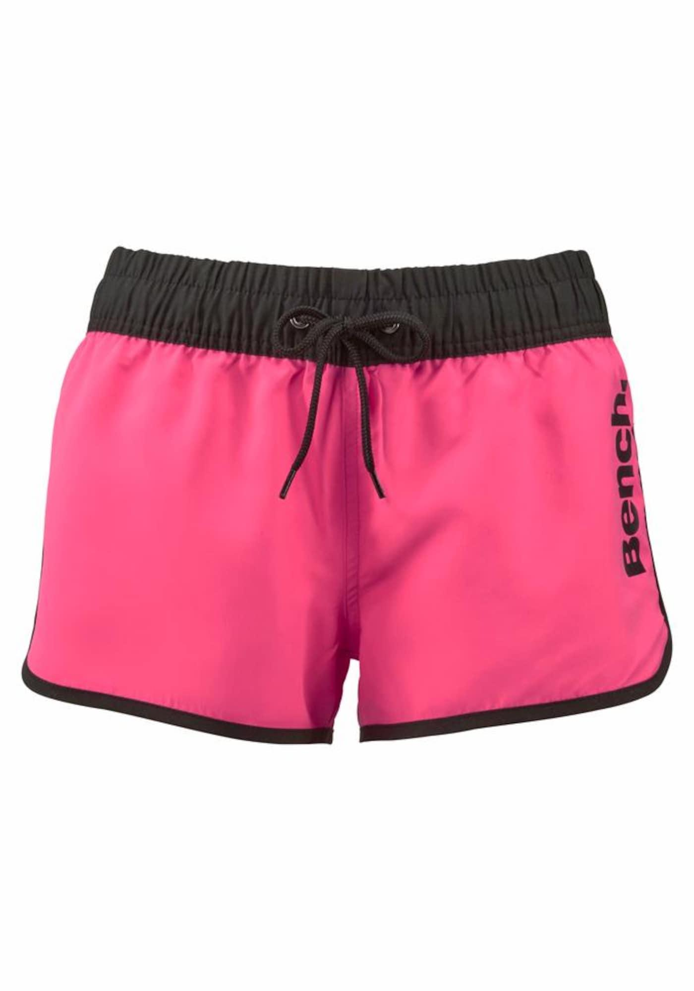 BENCH Badeshorts pink