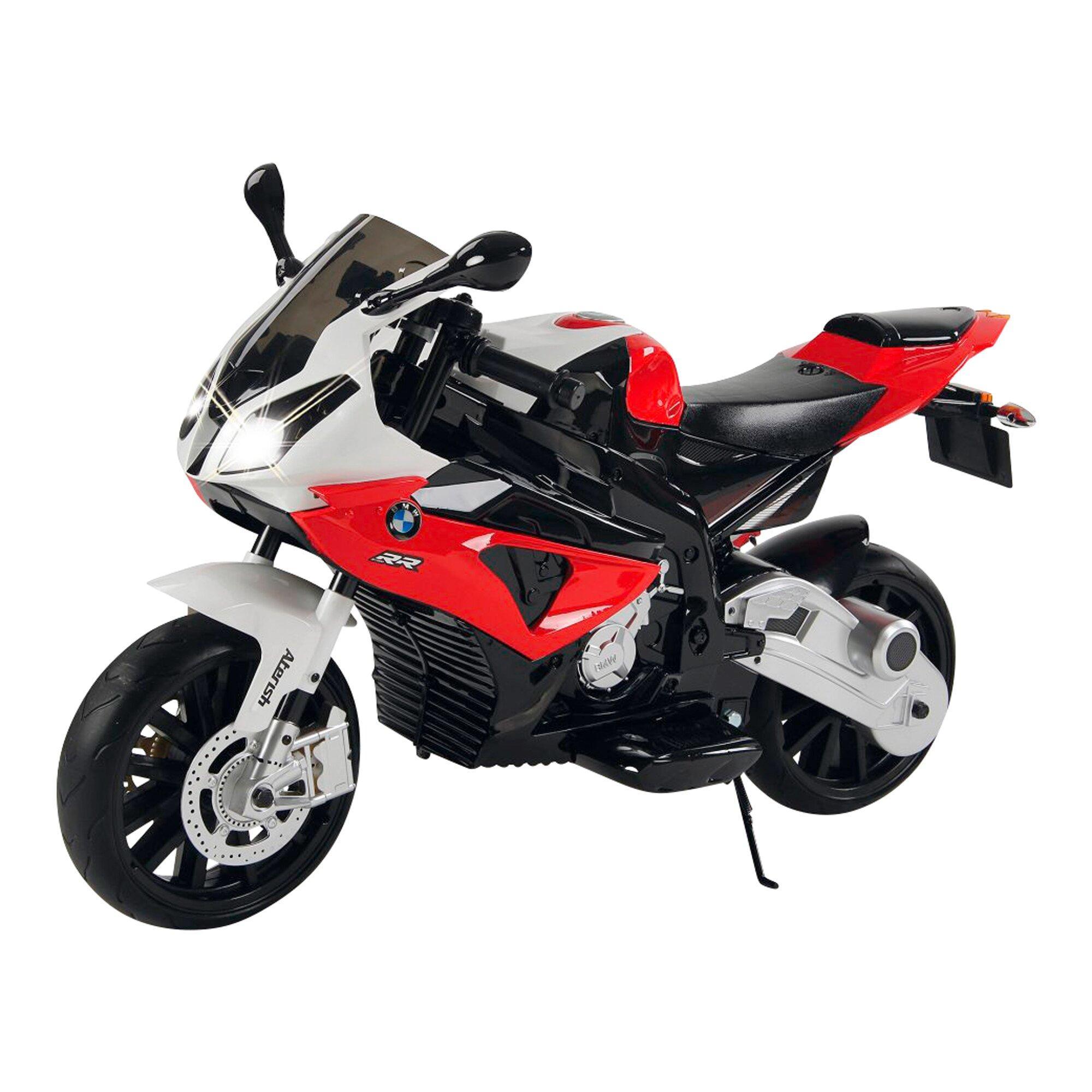 Fahrzeug Ride-on Motorrad BMW S1000RR 12V