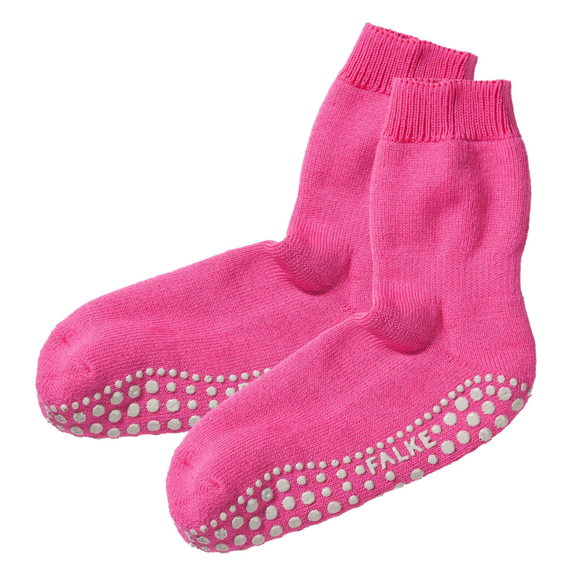 FALKE Haussocken 'Catspads' pink