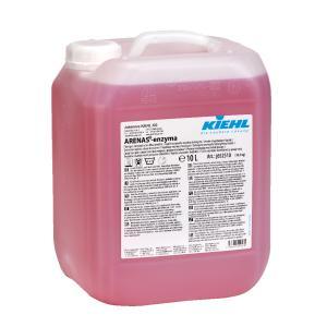 Kiehl ARENAS®-enzyma Waschmittel, Flüssiges enzymatisches Waschmittel, 10 l - Kanister