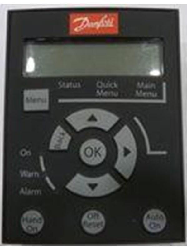 Danfoss Vlt® control panel lcp 21 numeric
