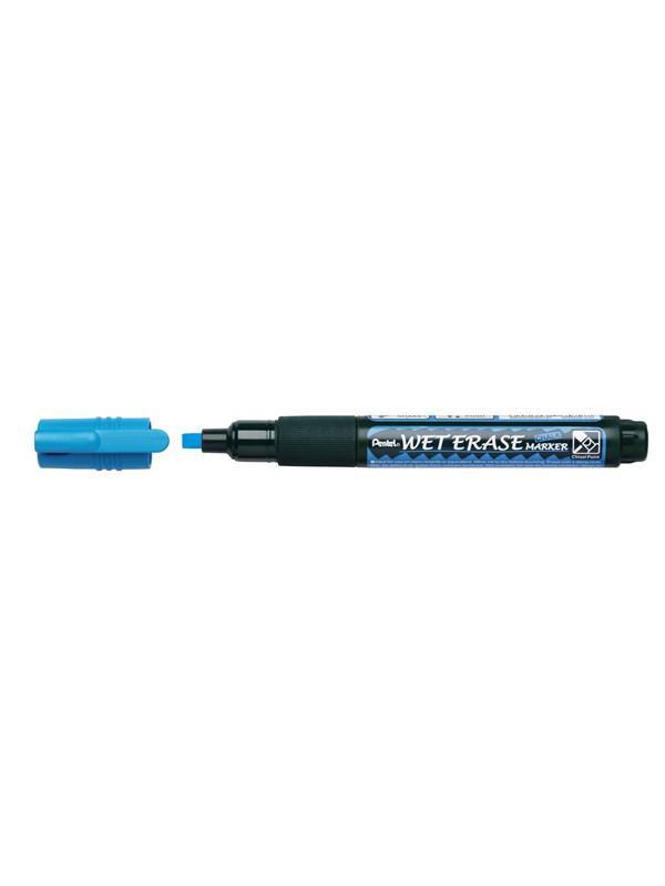 Pentel SMW26-C Wet Erase blackboard Blue