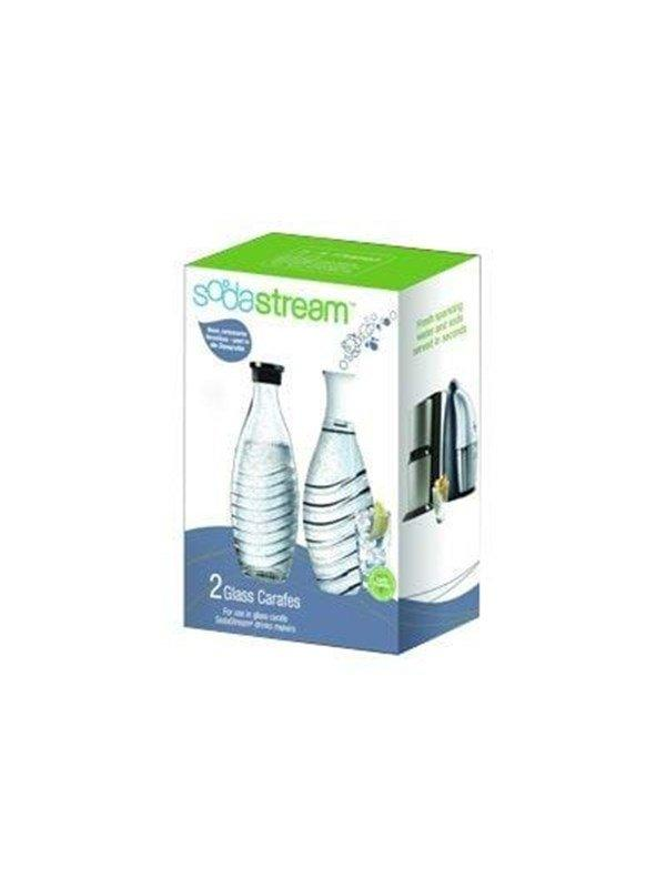Sodastream Karaffe 2er-Pack