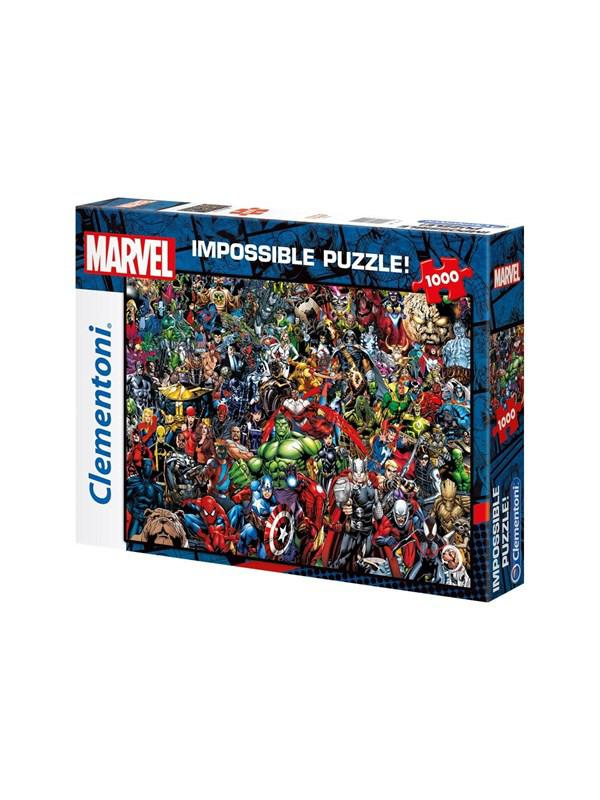 Marvel Impossible Puzzle! Boden