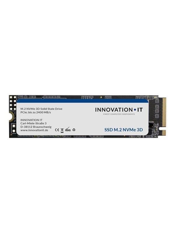Innovation IT SSD M.2 1TB InnovationIT Black NVMe PCIe retail