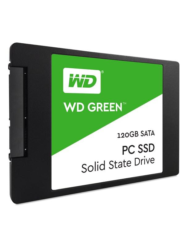 WD Green SSD 3D NAND 2.5