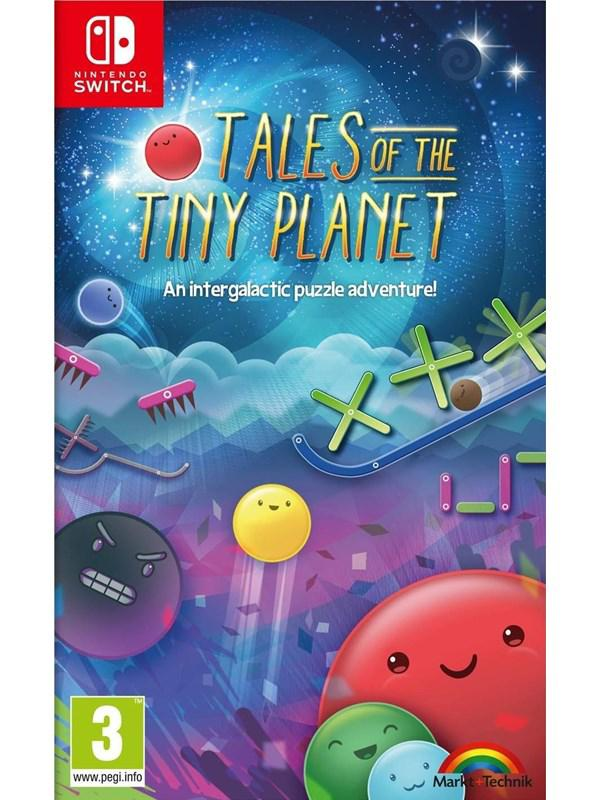 Tales of the Tiny Planet - Nintendo Switch - Puzzle - PEGI 3