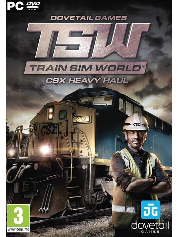 Train Simulator World - Windows - Simulator - PEGI 3