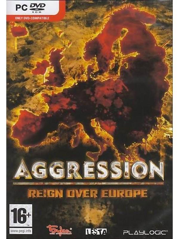 Aggression: Reign over Europe - Windows - Strategie - PEGI 16