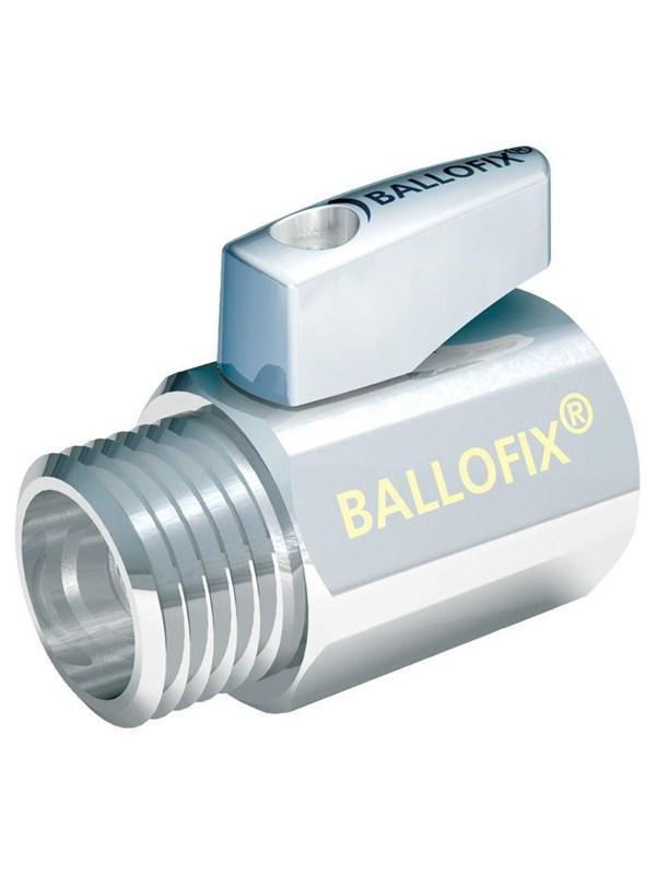 Broen Ballofix muffe/nippel 1/2