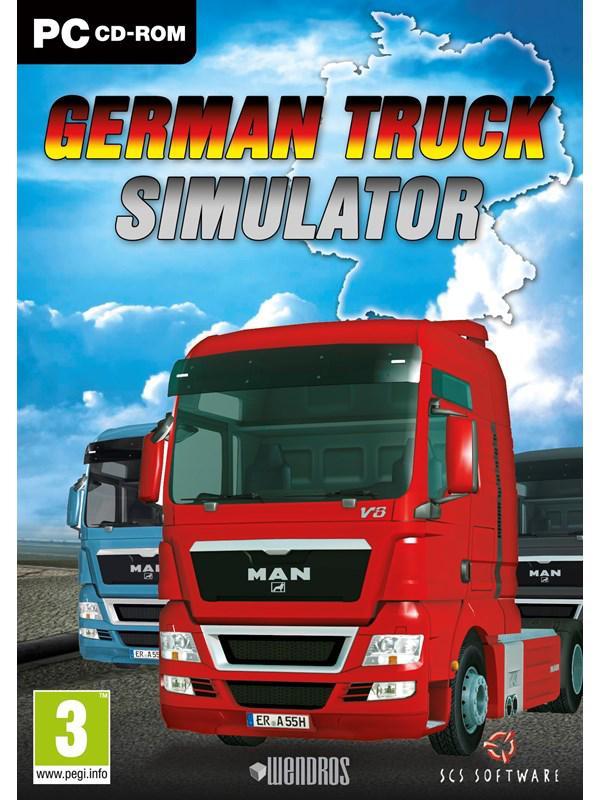 German Truck Simulator - Windows - Simulator - PEGI 3