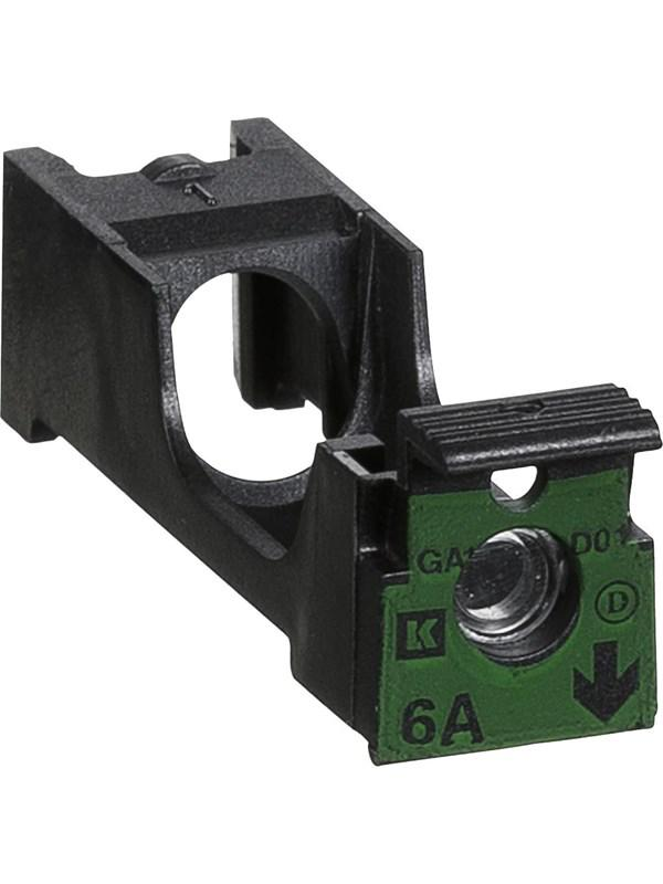 LK Fuse drawer - for switch block - 6a
