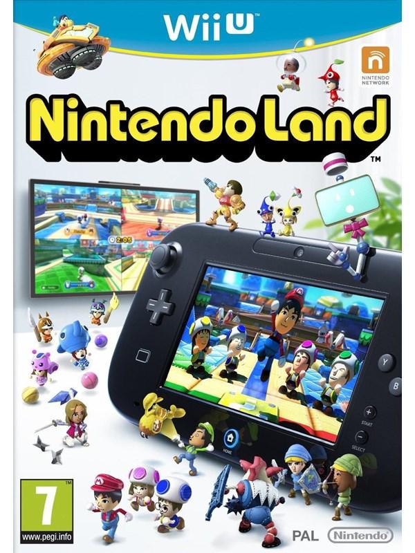 Land - Nintendo Wii U - Unterhaltung - PEGI 7