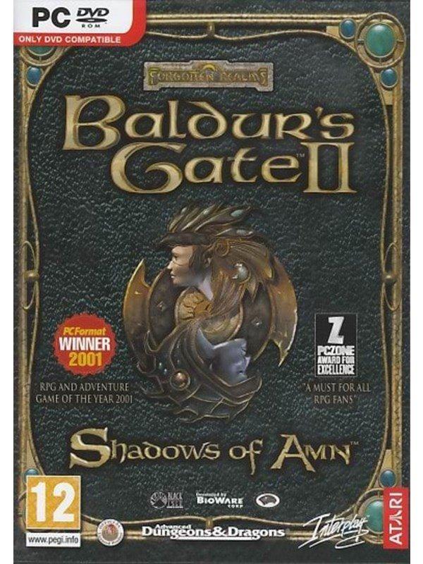 Baldur's Gate - Windows - RPG - PEGI 12