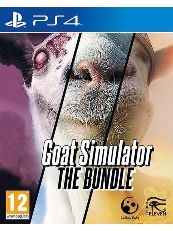 Goat Simulator - The Bundle - Sony PlayStation 4 - Simulator - PEGI 12