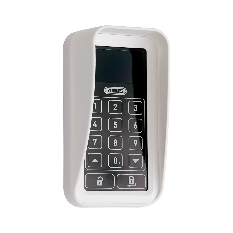 HomeTec Pro Sichtschutz Tastatur CSS3000 S - weiß