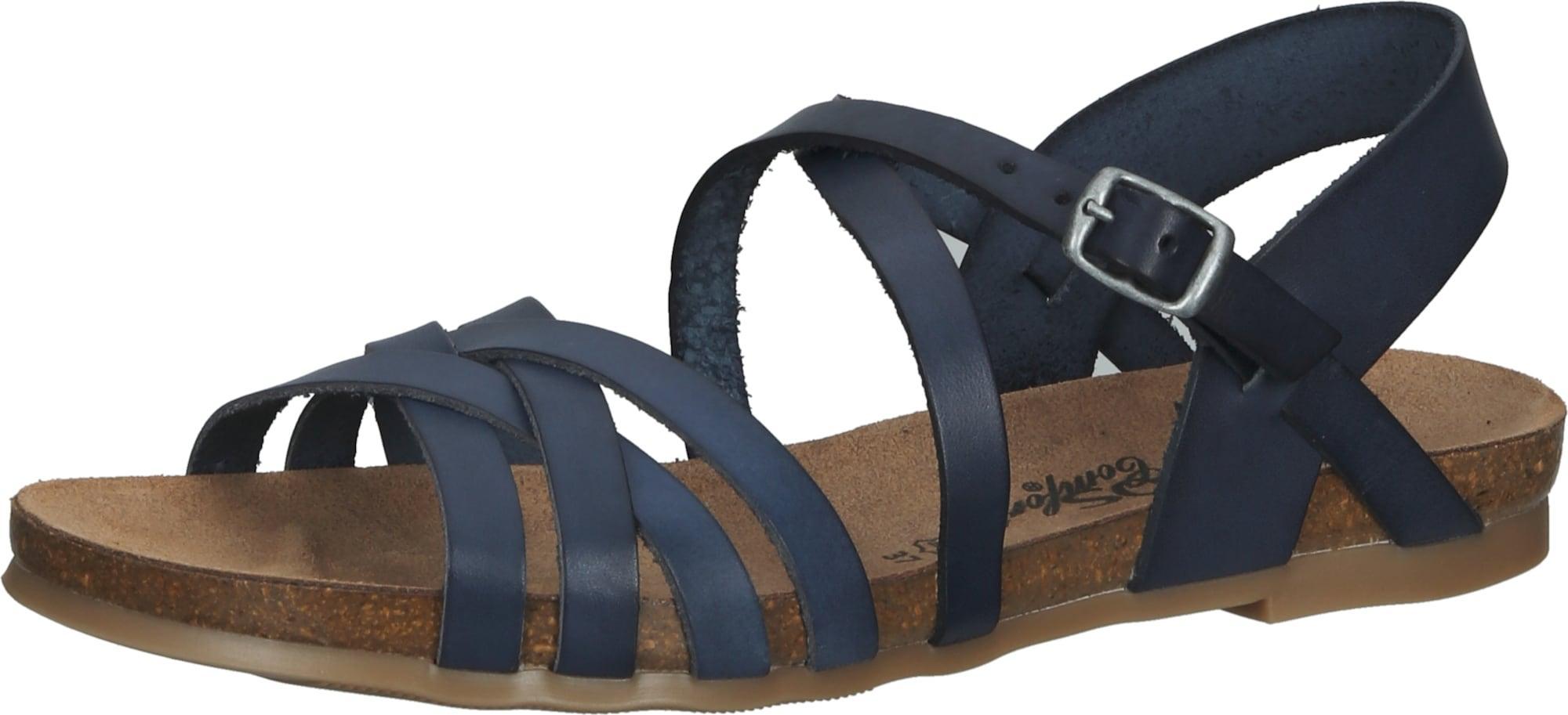 COSMOS COMFORT Sandalen blau
