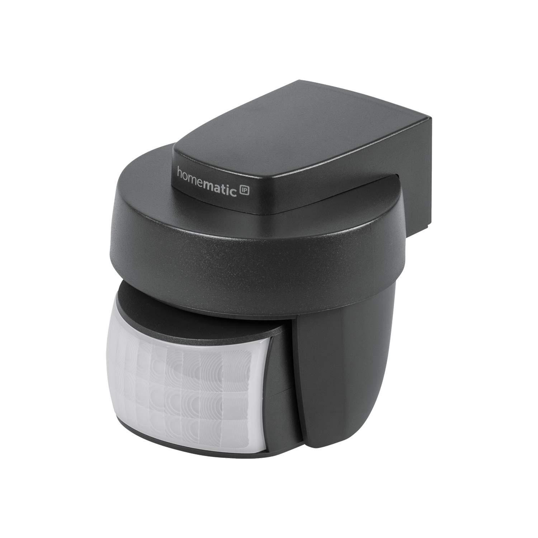 Homematic IP Bewegungssensor mit Dämmerungssensor - außen