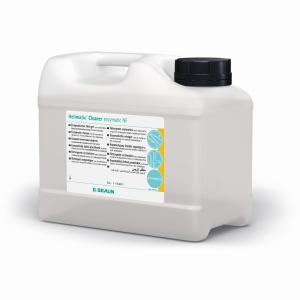 B. Braun Helimatic® Cleaner enzymatic NF Enzymreiniger, Flüssigreiniger zur Aufbereitung von flexiblen Endoskopen, 5 l - Kanister