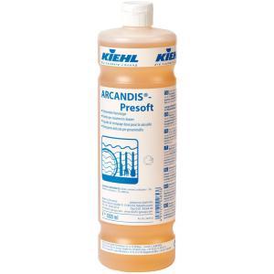 Kiehl ARCANDIS®-Presoft Vorreiniger, Flüssiger, schonender Vorreiniger für Geschirr, Besteck, Töpfe und Behälter, 1000 ml - Flasche