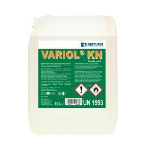 Dreiturm Variol® KN Klarspüler, Neutrales Klarspülmittel für Gläserspülmaschinen, 10 Liter - Kanister