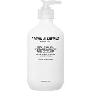 Grown Alchemist Haarpflege Shampoo Detox Shampoo 0.1 200 ml
