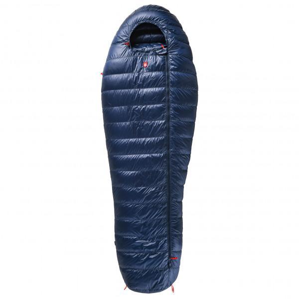 Pajak - Core 550 - Daunenschlafsack Gr Short Zip: Left Blau