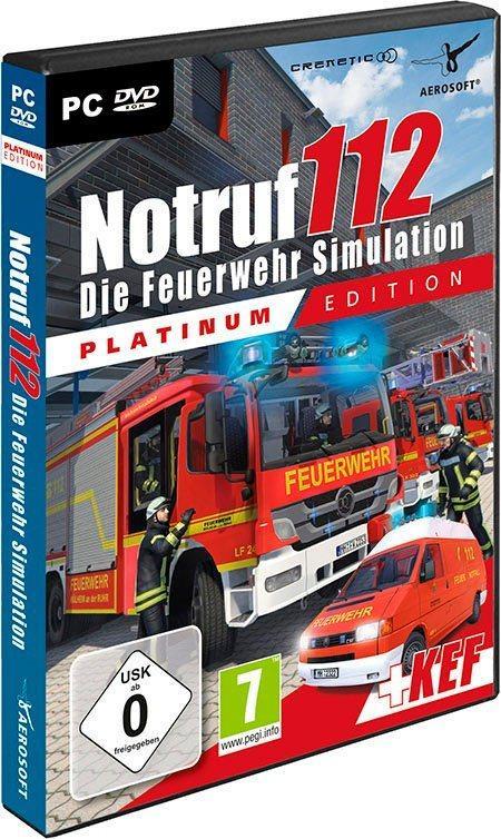 Die Feuerwehr Simulator PC