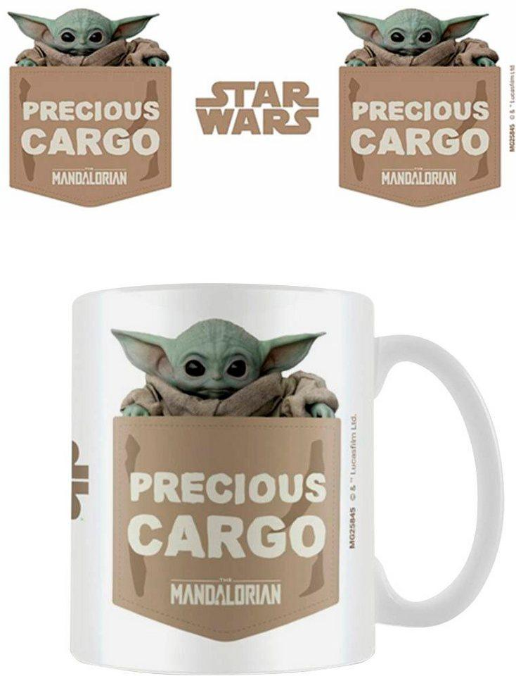 PYRAMID Tasse »Baby Yoda«, Keramik