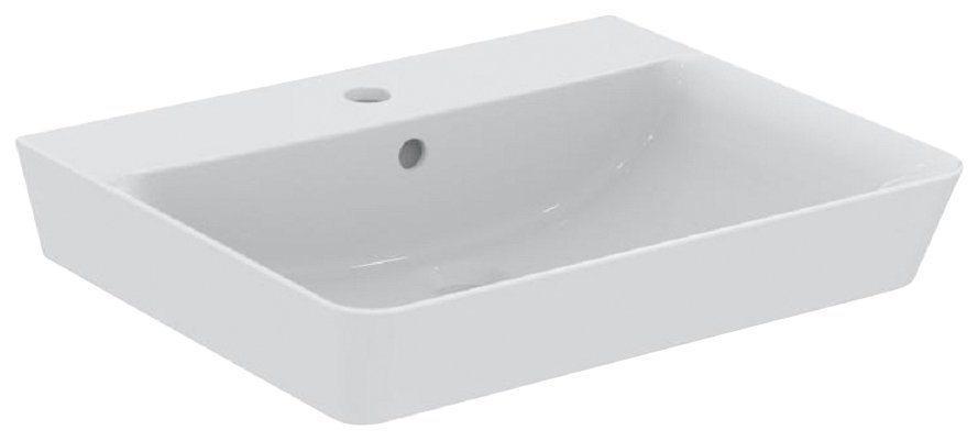 Ideal Standard Waschbecken »Connect Air«, eckig, 65 cm