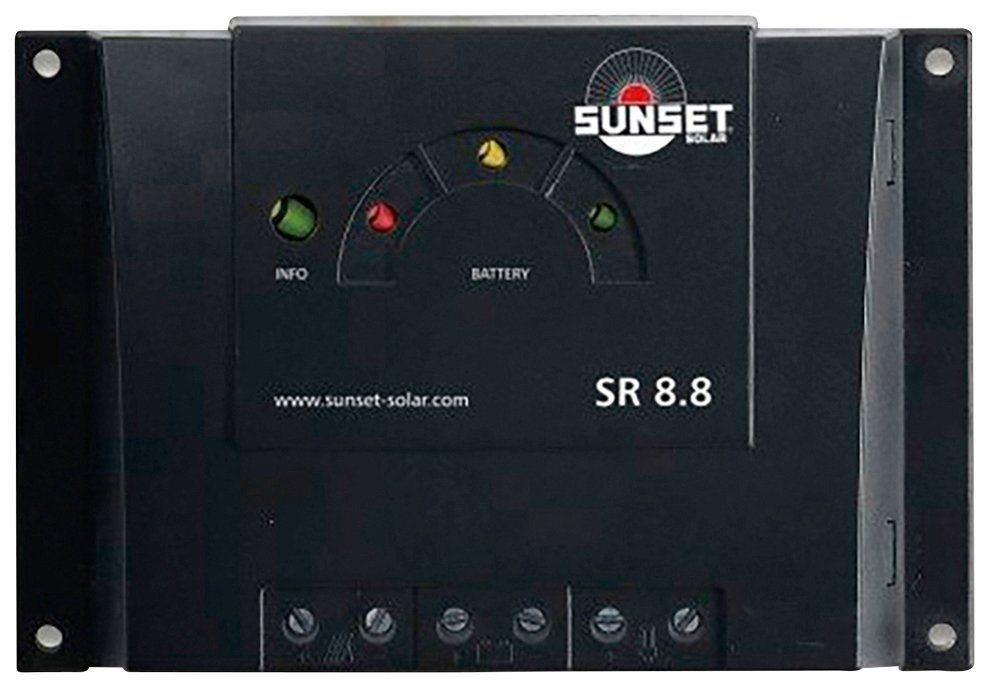 Sunset »SR 8.8« Solarladegerät (8000 mA, 8A)