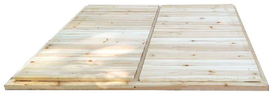EXIT Fußboden, BxT:58x121 cm, für Spielhaus »Loft 100«