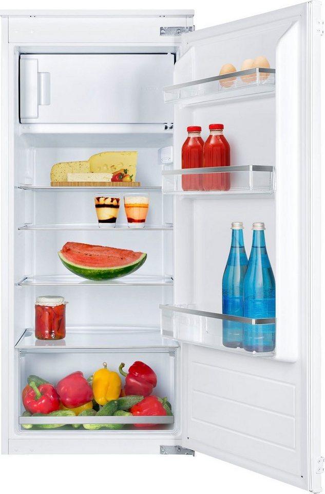 Amica Einbaukühlschrank EKSS 362 220, 122,1 cm hoch, 54 cm breit