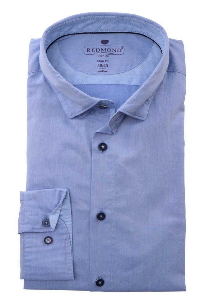 Redmond Businesshemd »Redmond - slim fit«
