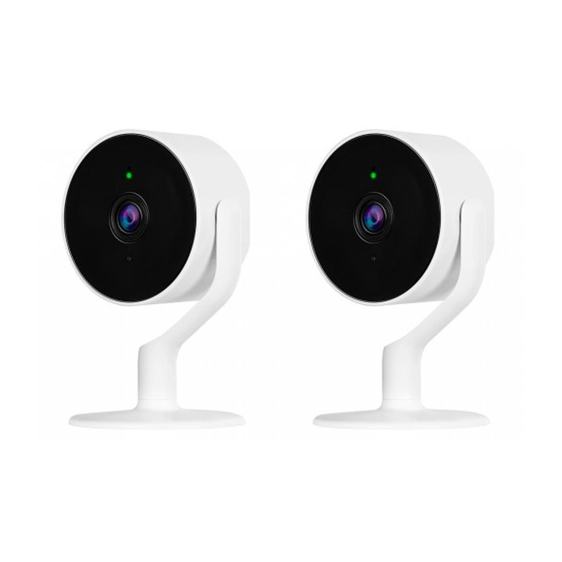 Hombli Smart Indoor Camera - Innenkamera 2er-Set