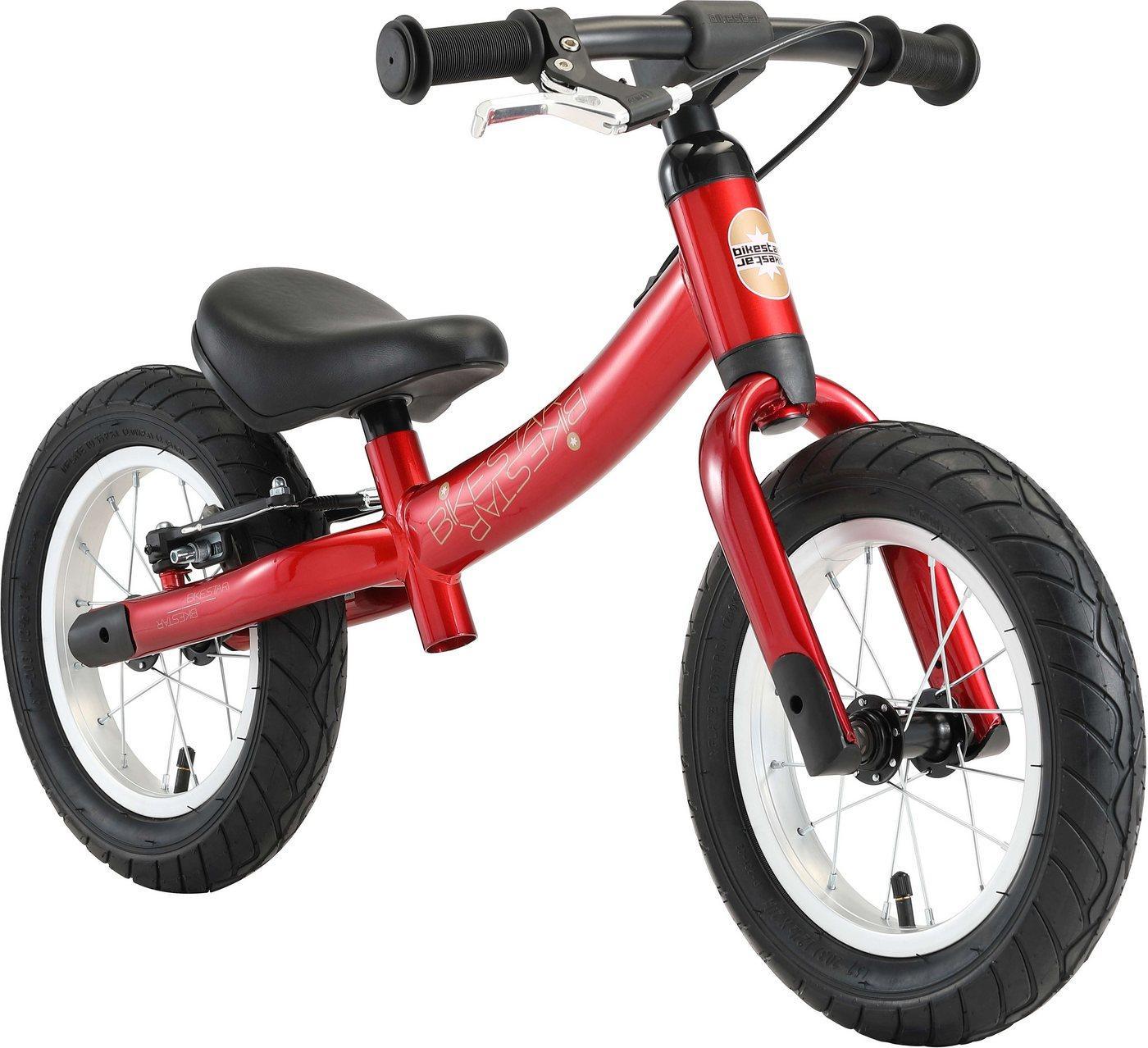 Bikestar Laufrad »BIKESTAR Kinderlaufrad ab 3 Jahre 12 Zoll Flex« 12 Zoll, rot