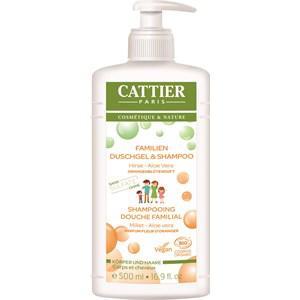 Cattier Pflege Körperpflege Familien Duschgel & Shampoo 500 ml