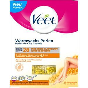 Veet Haarentfernung Warm- & Kaltwachs Warmwachs Perlen 230 g